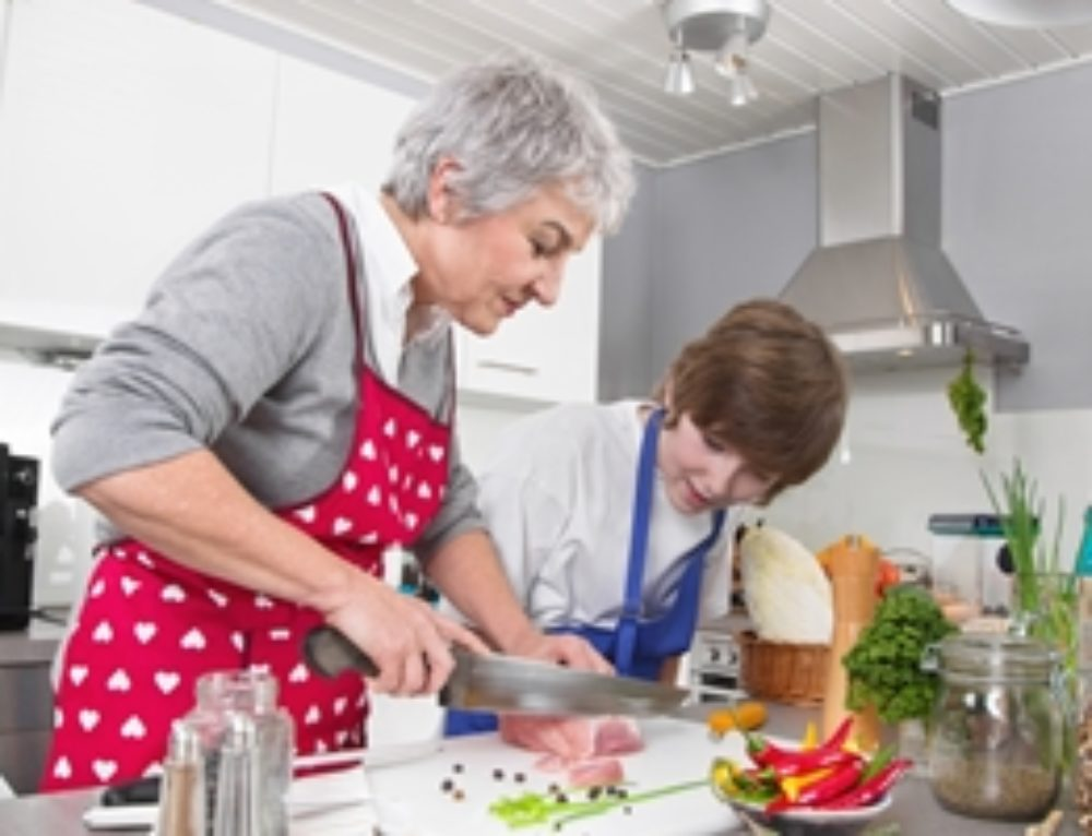 Easy ways to make your home senior friendly