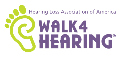 Hearing Loss Association of America Walk4Hearing