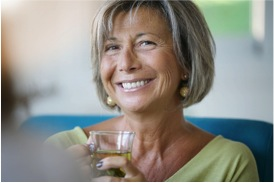 Enhancing eye health is one of the health benefits of drinking hot tea.