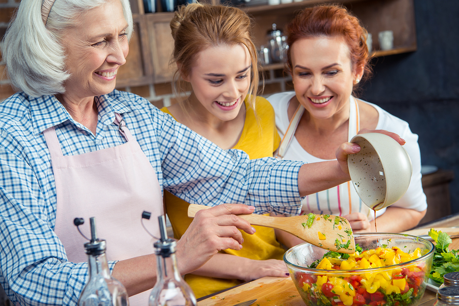 One of the leading ways to improve women's health at any age is to stay active and eat a healthy diet.