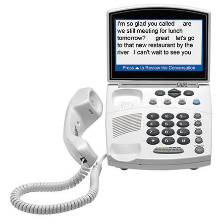 CapTel 840 Captioned Telephone