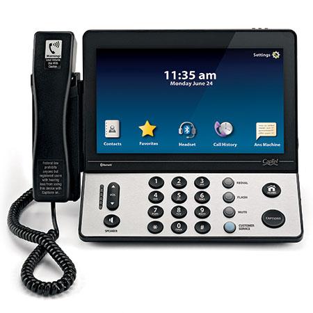 CapTel 2400i Captioned Telephone