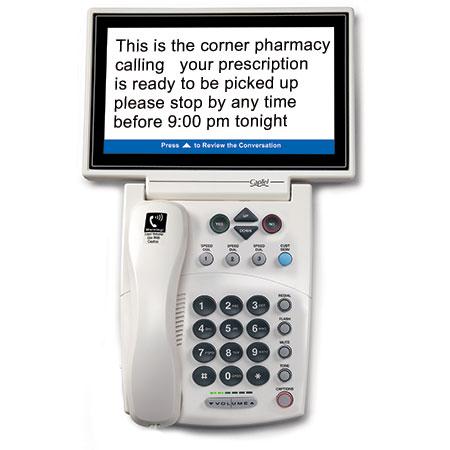 CapTel 880i Captioned Telephone