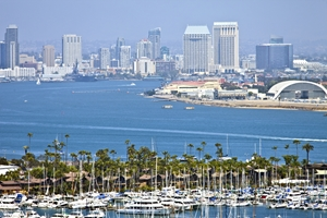 San Diego is a beautiful city with lots of hearing loss friendly activities.