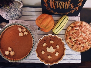 There are a number of ways to celebrate fall.