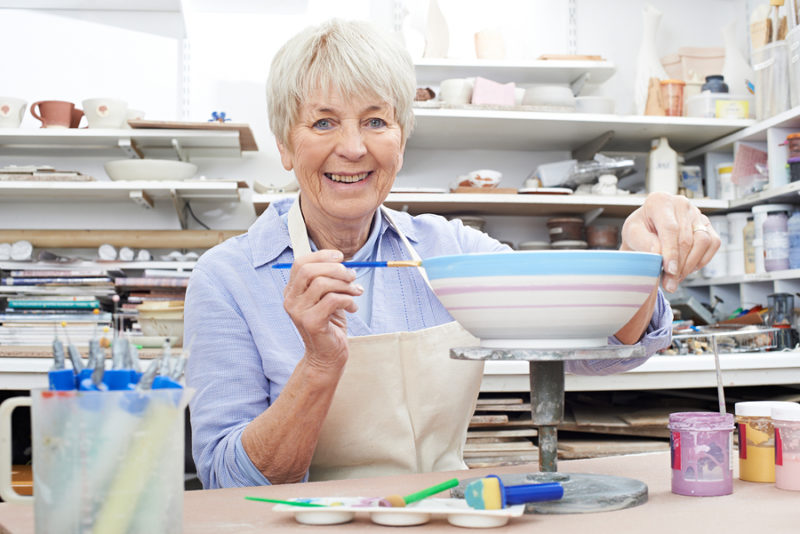 Our quiz will help you discover craft ideas for seniors that fit your personality.