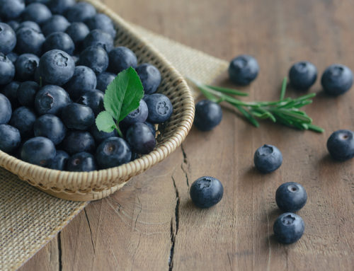7 Health Benefits of Blueberries