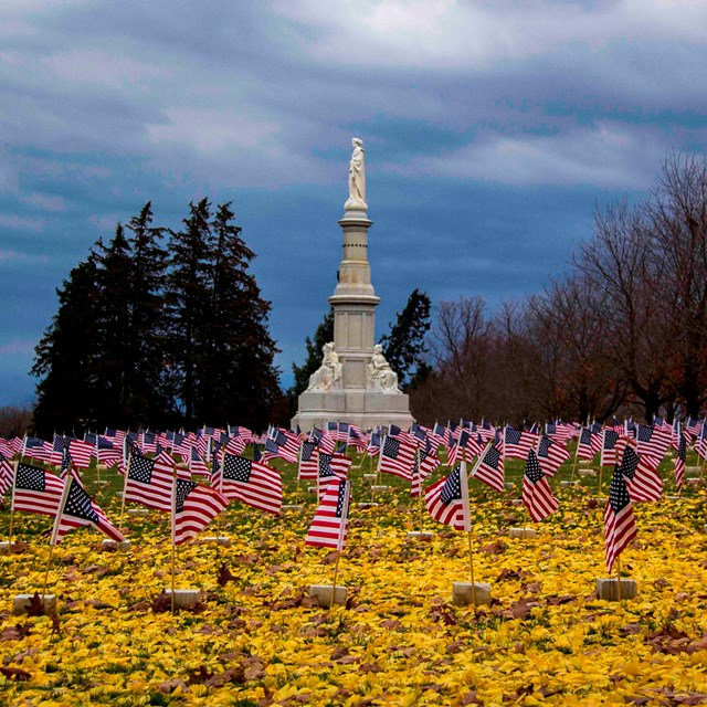 The Gettysburg National Military Park is one of the hearing loss-friendly Veterans Day memorial sites on our list.