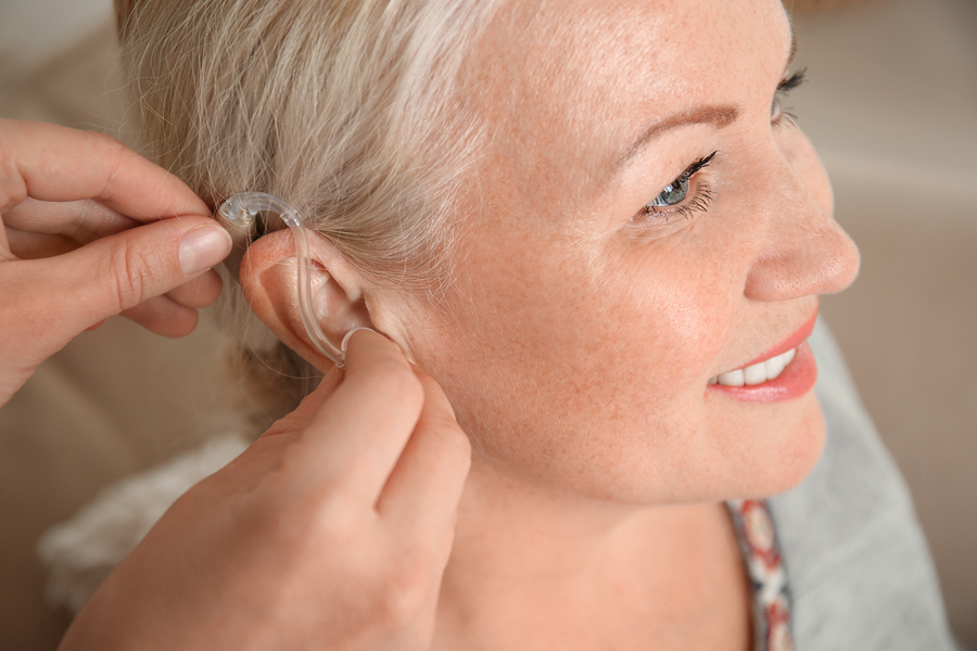 One of the emerging hearing loss technologies is universal Bluetooth and wireless connectivity.