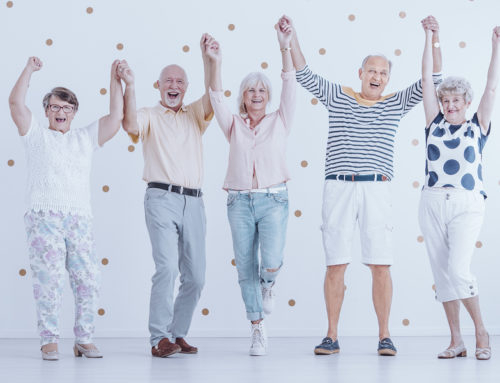 15 New Year's Resolution Ideas for Seniors