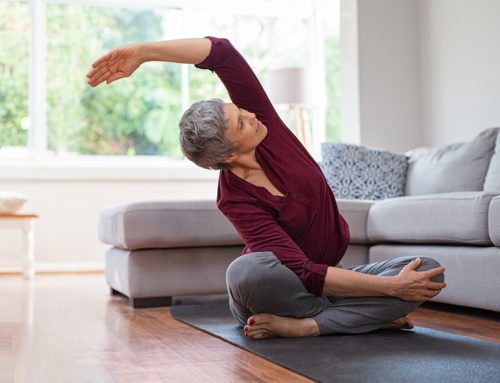 Indoor Exercises Workouts for Seniors