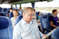 One of our bus travel tips is to request the bus route.