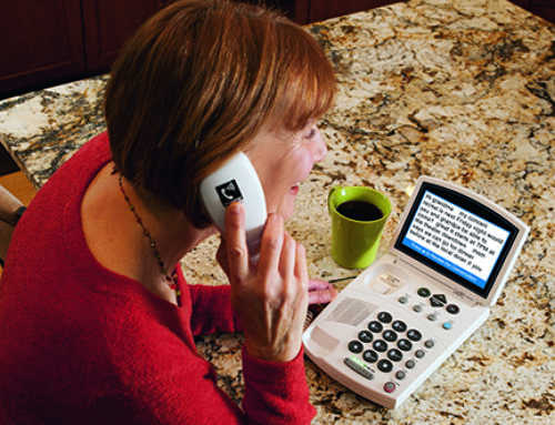 4 Signs a Captioned Phone for Hearing Loss May Be Right for You
