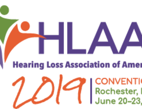 2019 Hearing Loss Association of America Convention Recap