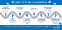One of the road trip tips with hearing loss is to set up a care routine for your assistive listening devices.