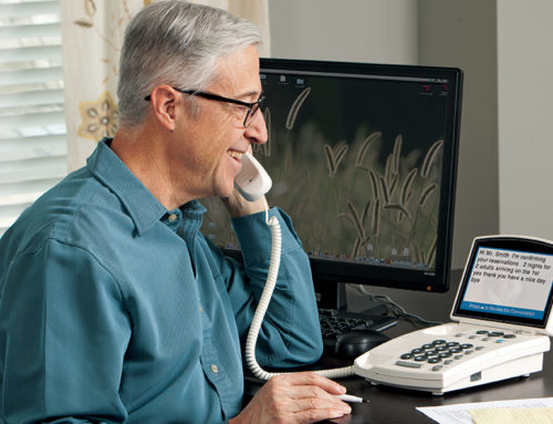 Tips for Using a Phone for Hearing Loss to Improve Communication with Others