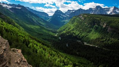 One of the hearing loss-friendly national parks on our list is Glacier National Park in Montana