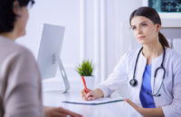 Review these tips on how to navigate hearing loss at the doctor's office here.