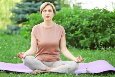 Relaxation techniques for seniors have many health benefits.