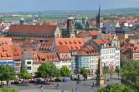 One of the hearing loss-friendly destinations in Germany is Erfurt.