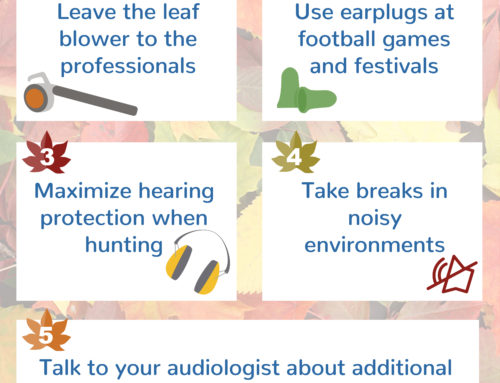 How to Protect Your Hearing This Fall [Infographic]