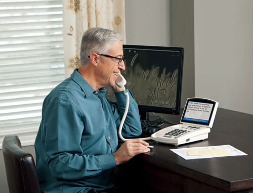 Benefits of Captioned Phone Technology for Hearing Loss