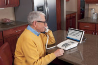 Find answers to these FAQs about captioned phones for hearing loss.