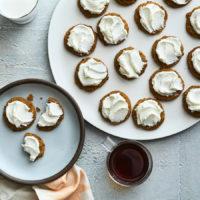 One healthy pumpkin recipe to try is gluten-free pumpkin cookies