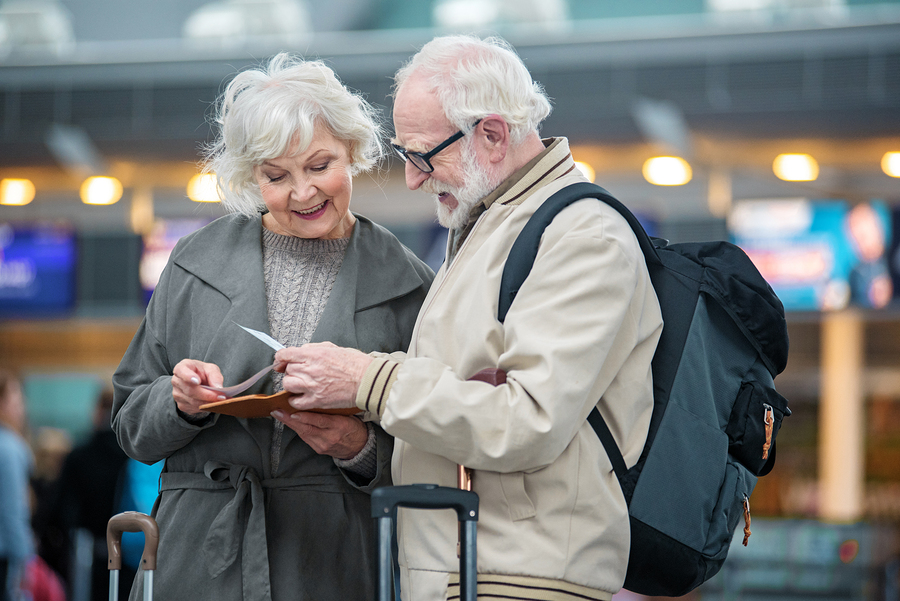 One of the travel tips for hearing loss in this article is to look for hotels with assistive listening devices.