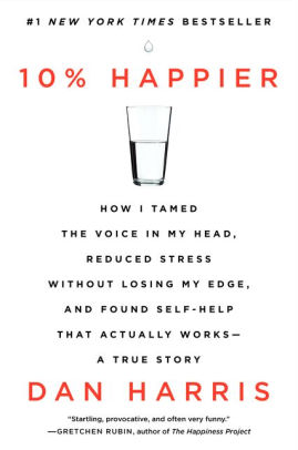 10% Happier is a top health and wellness book to add to your reading list.