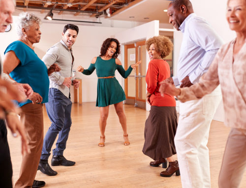 What are the Health Benefits of Dancing for Seniors?
