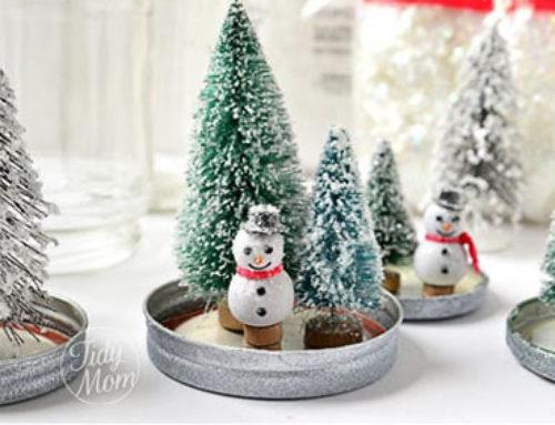 7 Winter Craft Ideas for Seniors