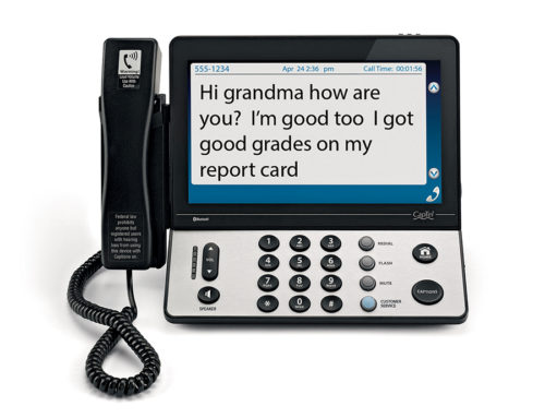 What Equipment Do I Need to Use a Captioned Phone for Hearing Loss?