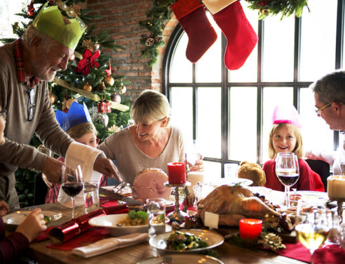 Holiday Party Entertaining Ideas for Seniors