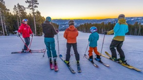 Big Sky, MT is another hearing loss-friendly ski vacation spot on this list.