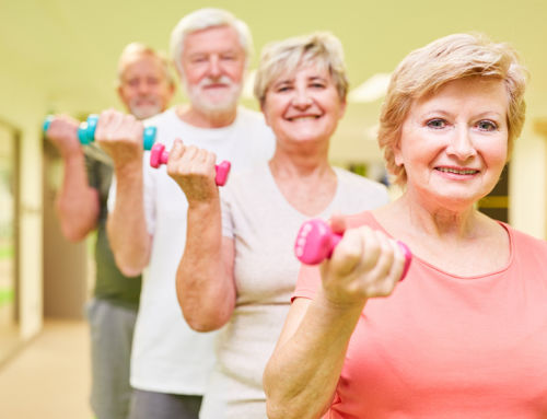 5 Weight Training Benefits for Seniors