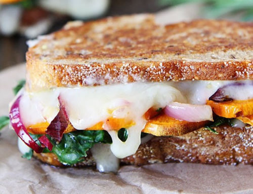 Healthy Grilled Cheese Recipes