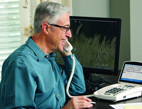 Are CapTel Captioned Telephones Hearing Aid Compatible?