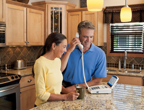 Guide to Using CapTel 840i Captioned Phone for Hearing Loss