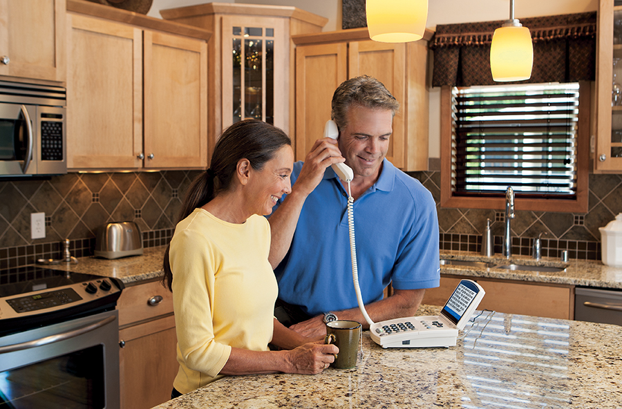 This guide contains helpful user information about CapTel 840i captioned phone for hearing loss.