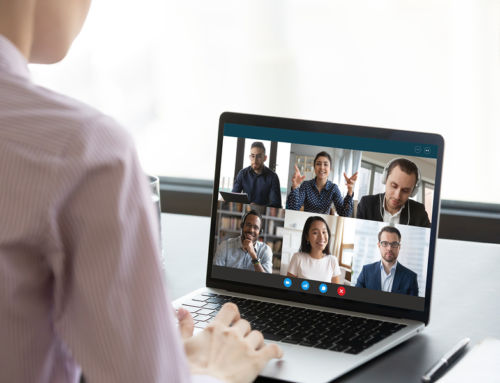 Tips for Virtual Meetings with Hearing Loss
