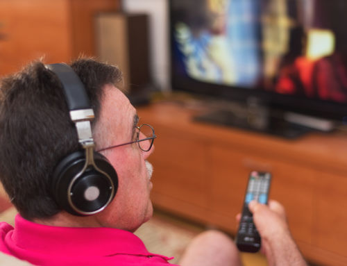 Hearing Loss Accessories for Watching TV