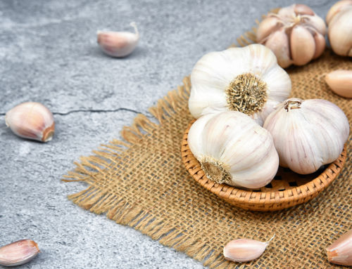 6 Health Benefits of Garlic