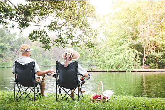 These summer picnic ideas include healthy and safe ideas for enjoying your meals outdoors.
