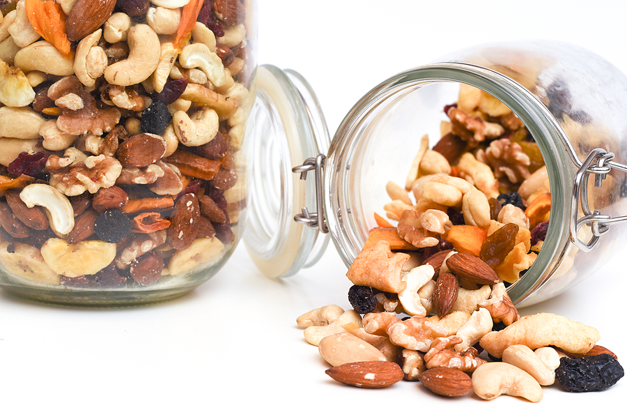 Try these healthy trail mix recipes.