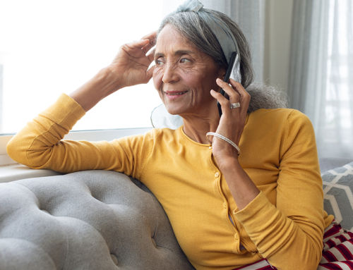 4 Tips for Talking on the Phone with Hearing Loss