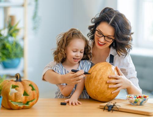 6 Pumpkin Crafts to Celebrate Fall