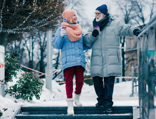 5 Cold Weather Safety Tips for Seniors