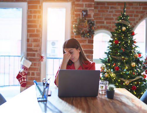 6 Holiday Stress Relief Tips