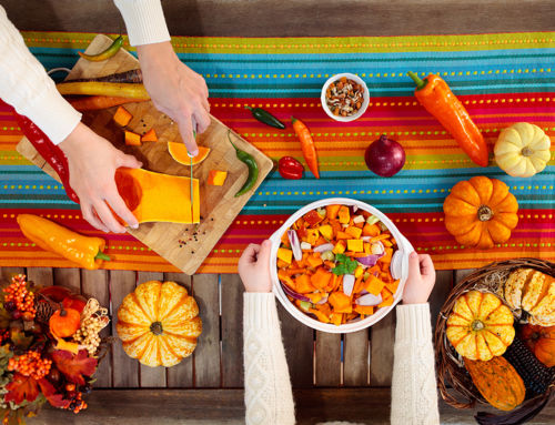How to Make Traditional Holiday Foods Healthier